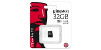 32 GB Kingston Micro SDHC Karte KLASSE 10