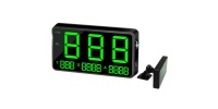 GPS HUD Autotachometer - Head-up Display C90